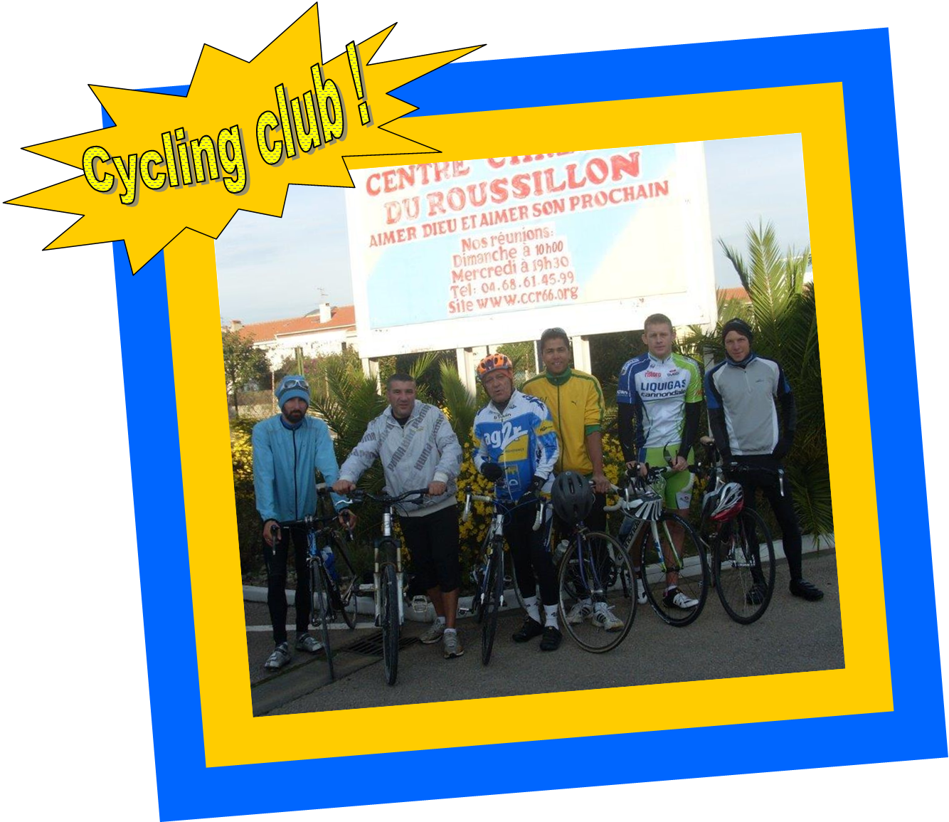 cycling club